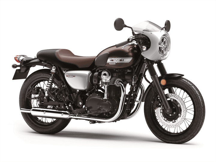 Kawasaki W800 Roadster And Cafe Racer Speculated To Launch In India