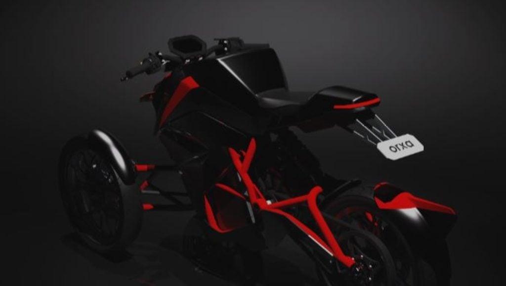 Orxa Three-wheeled bike (1)