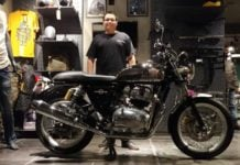 Royal Enfield Interceptor 650 Chrome Variant (1)