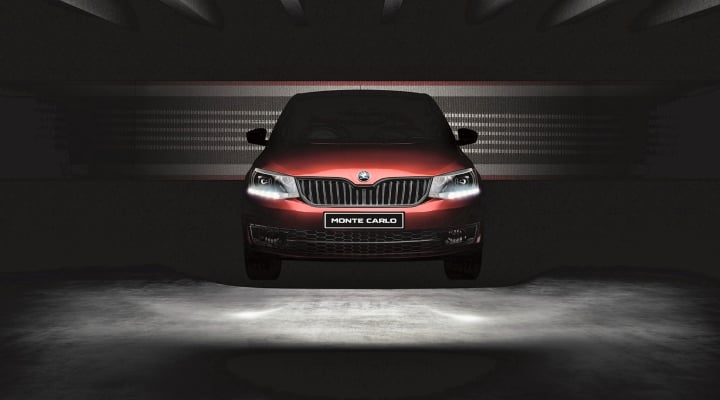Skoda Rapid Monte Carlo Edition launched in India at INR 11.15 lakh