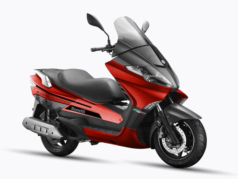 Benelli considering to launch a new premium scooter in India