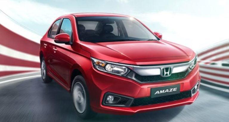 Made-in-India Honda Amaze Scores 4-Stars In Global NCAP Crash Test