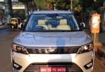 mahindra xuv 300 amt front image