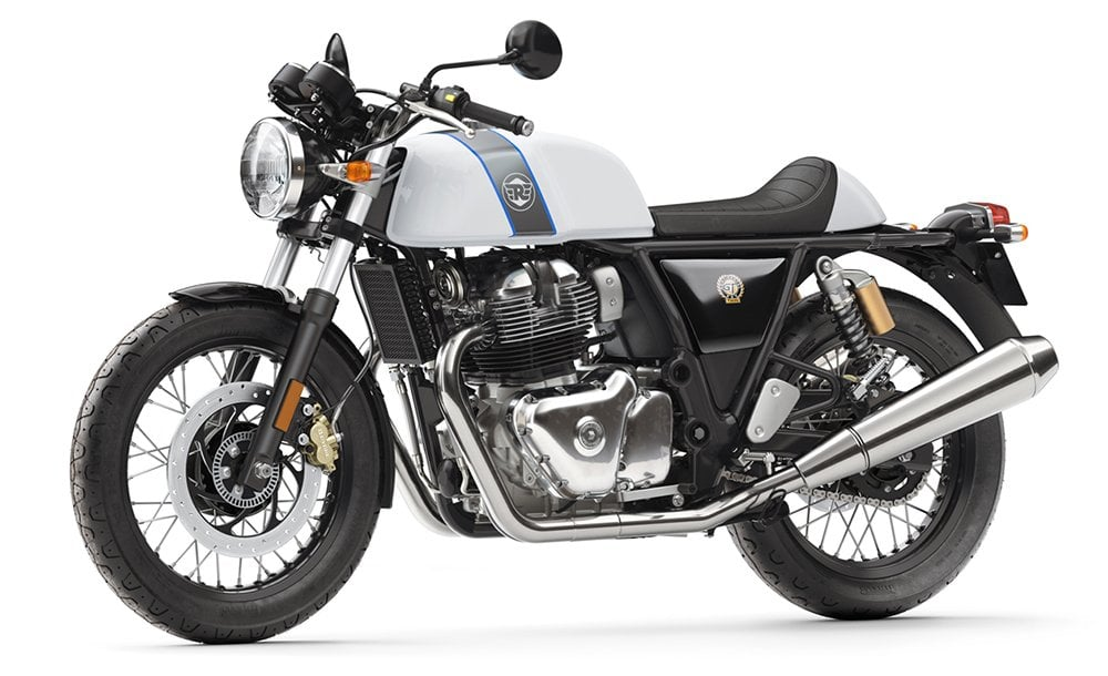 Royal Enfield 650 Twins Post 40 Monthly Growth In January 2019