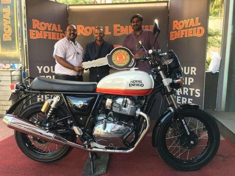 Royal Enfield 650 Twins Still Have 3 5 Months Waiting Period