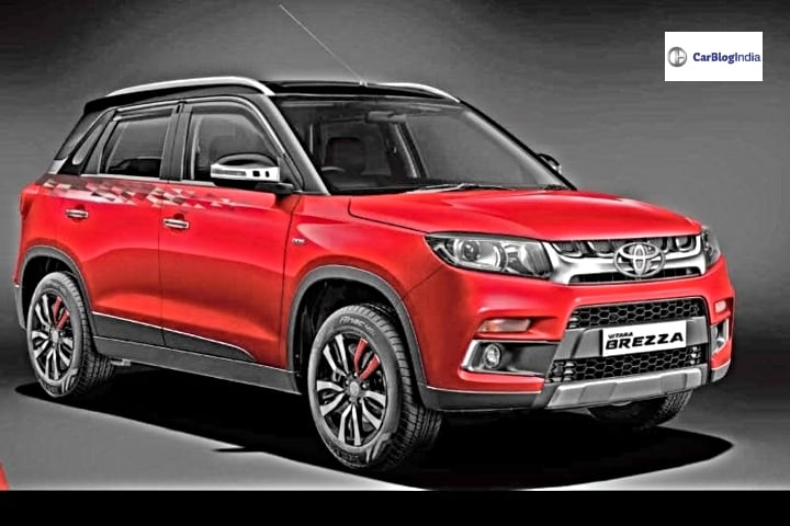 Toyota Urban Cruiser (Rebadged Maruti Brezza) Launch In September – Report