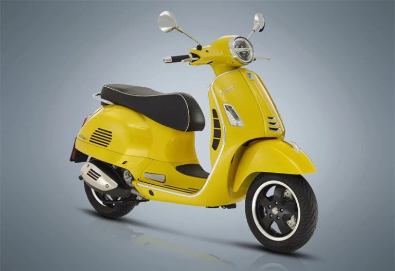 Vespa BS-6 scooters to get Fuel Injection And More Features – Report