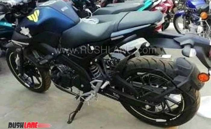 Yamaha MT-15 bookings begin at Rs 1000; starts reaching dealerships