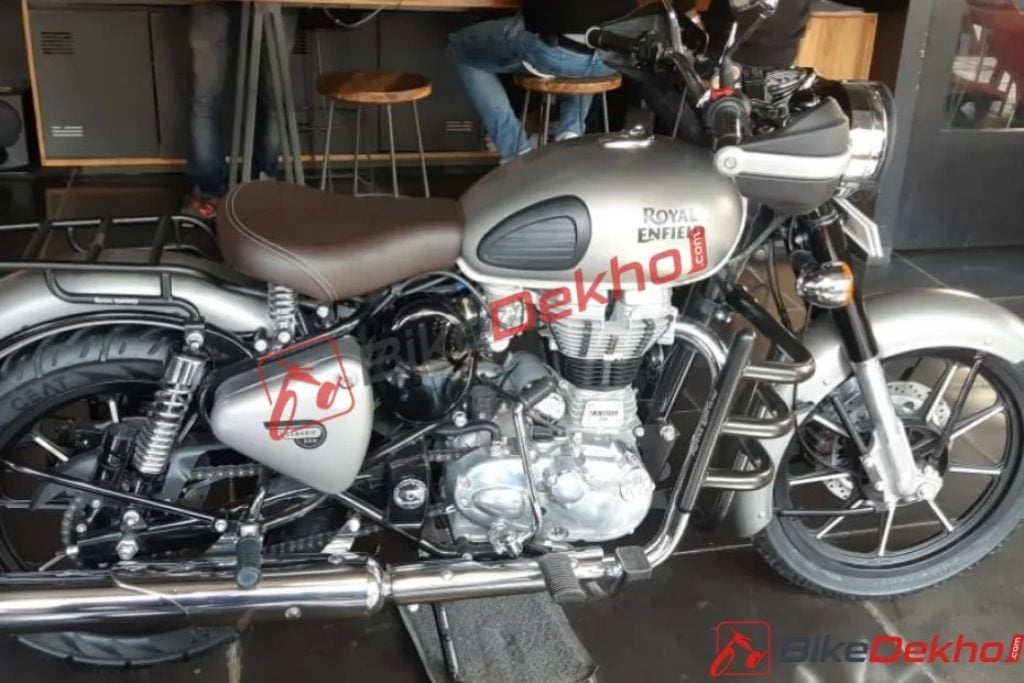 Royal Enfield Classic 350 Offered With New Accessories Complete List