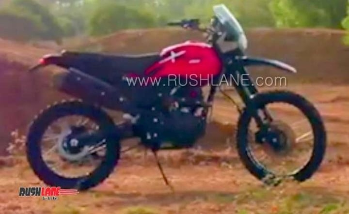 A more off-road focused version of Hero Xpulse 200 might launch too