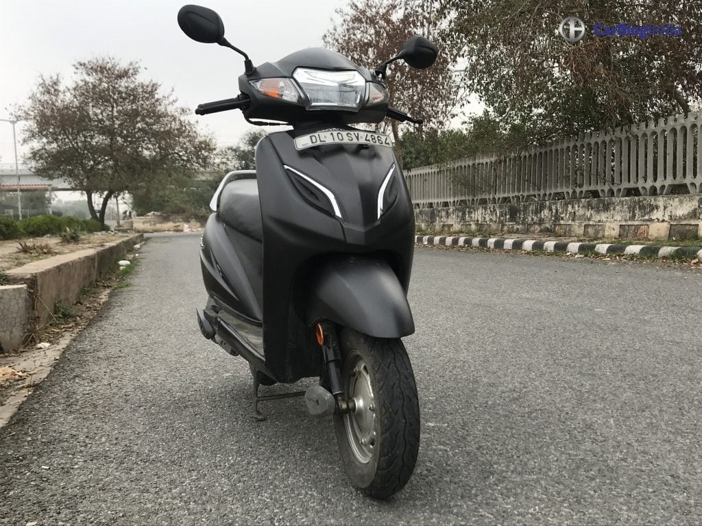Till The Time Scooter Is Used For Local Riding In 10 Km Range You Needn T Worry About Refuelling Tank Often