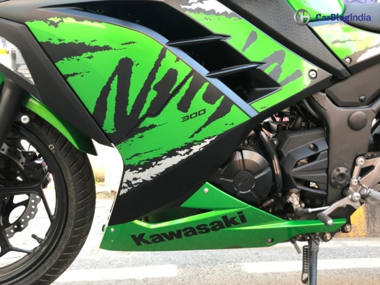 BS-4 Kawasaki Ninja 300 Discontinued; BS-6 Version To Come Soon