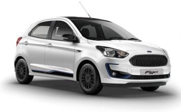 New Ford Figo Blu image
