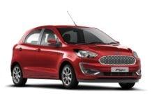 New Ford Figo Titanium #2 image