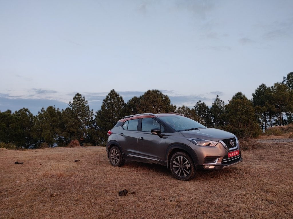 The Nissan Kicks is a highly underrated SUV and hasn't enjoyed much commercial success in the market but has better mileage than most others.