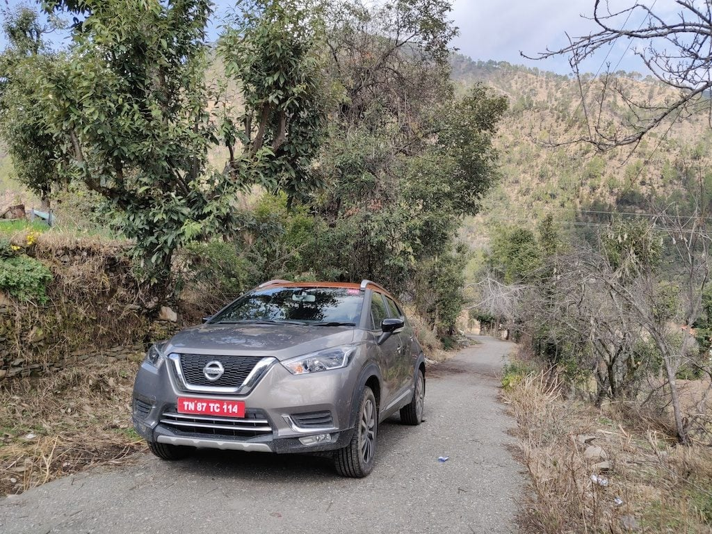 Nissan KICKS Travelogue