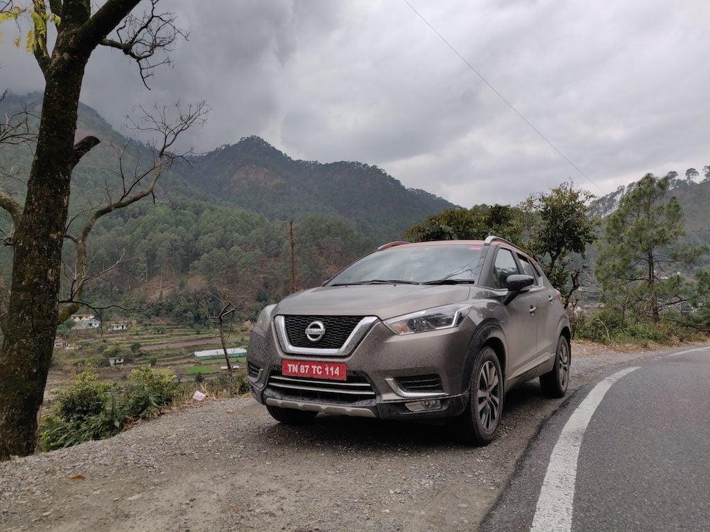 Nissan KICKS Travelogue Car Blog India