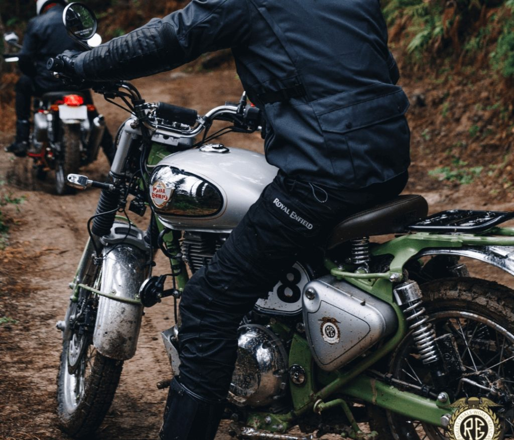 Royal Enfield Bullet Trials 350 And 500 Complete Accessories Revealed