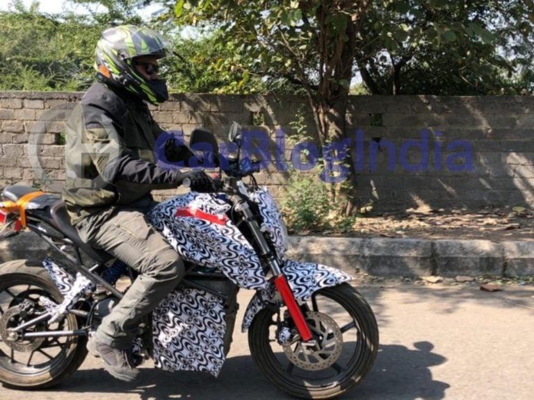 Tork T6X Electric Bike Spotted Testing – Exclusive Shots