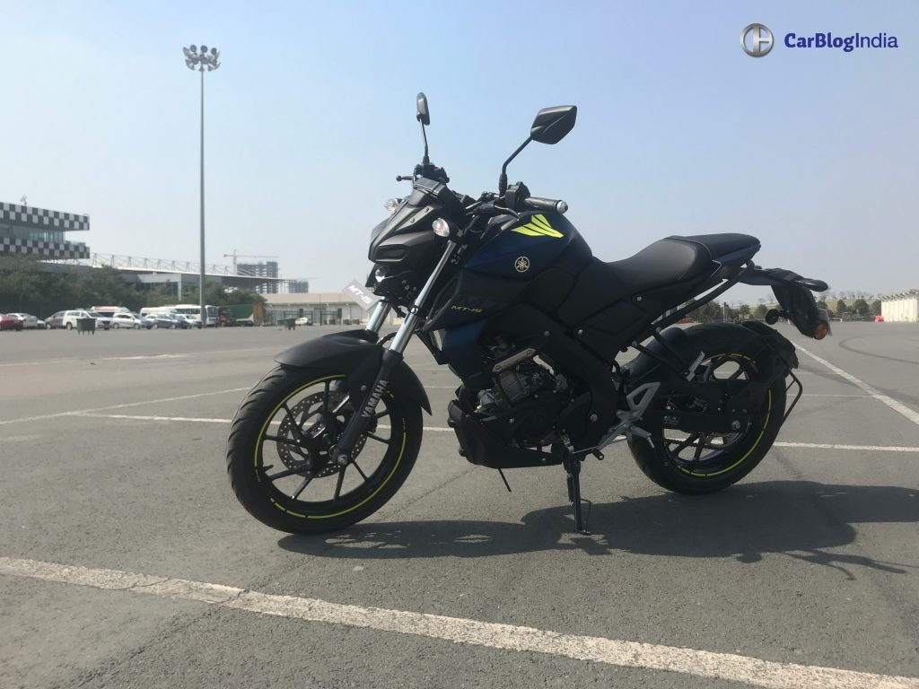 Yamaha MT-15 India Launch Date, Price, Features and Specifications