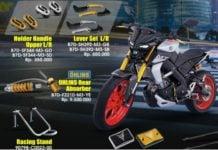 Yamaha MT-15 Accessories (1)