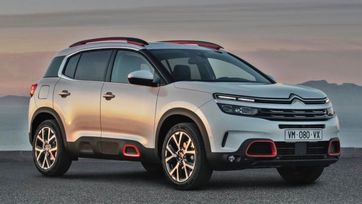 Citroen C5 Aircross SUV coming to India next year- Confirmed