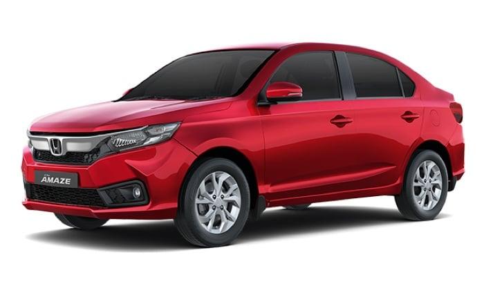 Rapport sur les ventes de voitures Honda août image