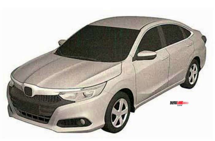 Crider sedan could influence next-gen Honda City's design!