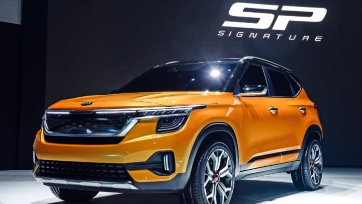 Kia SP Signature shows what Kia's Hyundai Creta rival will look like