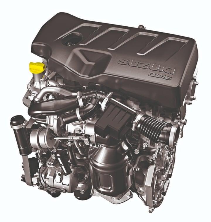 maruti ciaz new diesel engine image