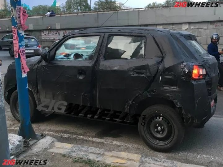 Maruti's Micro-SUV is production ready; possible replacement for the ageing Alto