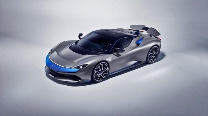 Pininfarina Battista, the Mahindra owned 1900HP electric hypercar revealed!