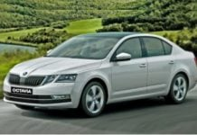 skoda octavia corporate edition front image