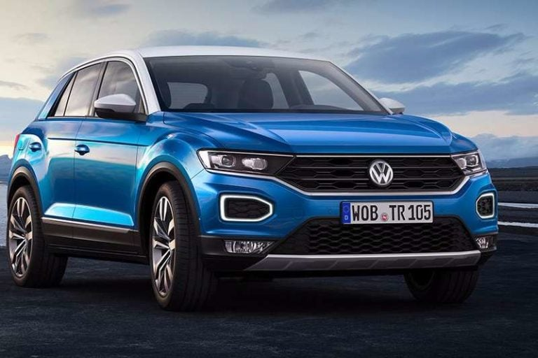 Volkswagen T-Roc to pave way for T-Cross in India- Report