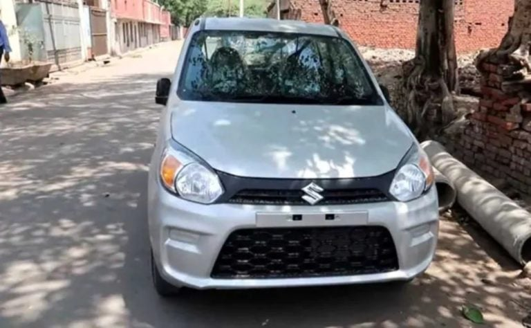 2019 Maruti Suzuki Alto 800 starts reaching dealerships; launching soon