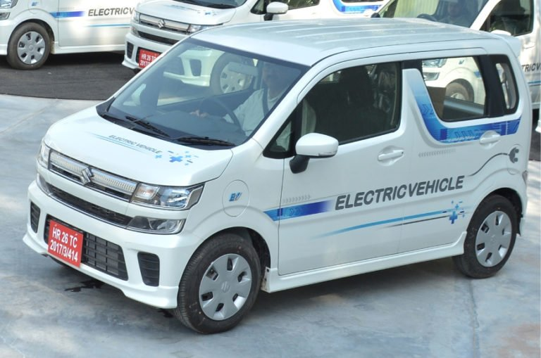 Maruti Suzuki Postpones Plans of the WagonR EV!