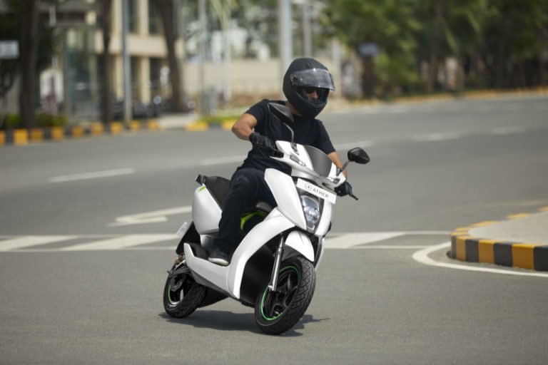 Ather 450 Receives Gets More Updates – Available Through OTA
