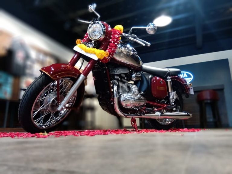 Jawa Motorcycles finally reaches the 100 dealership mark