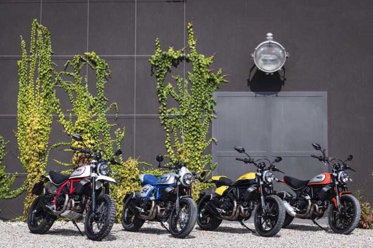 2019 Ducati Scrambler range launched in India – Details
