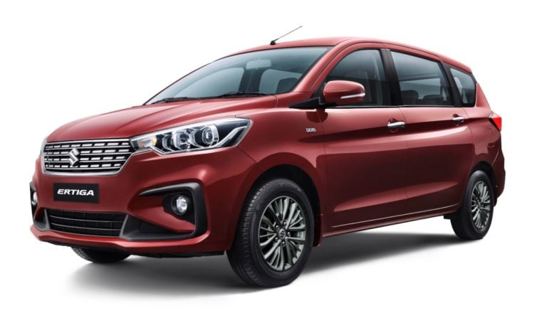 Maruti Ertiga Launched With New Diesel Engine – Prices And Details