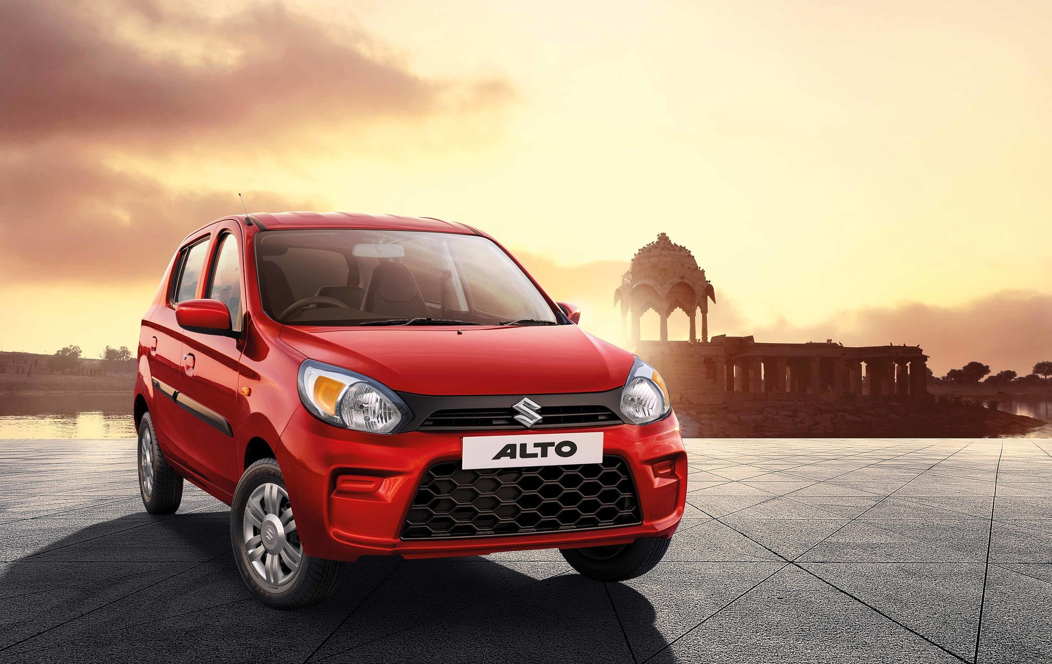 Maruti Suzuki Alto New Accessories Online Configurator Launched