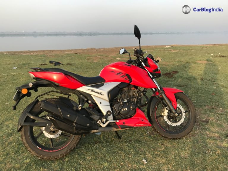 TVS Apache RTR 160 To Get Bluetooth-Enabled Instrument Console