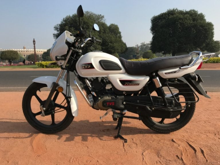 TVS Radeon Road Test Review – The Head-Turner Commuter