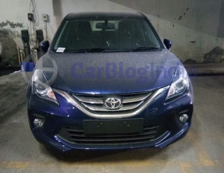 Maruti dispatched 364 units of the re-badged Toyota Glanza in the first lot to Toyota Kirloskar Motors