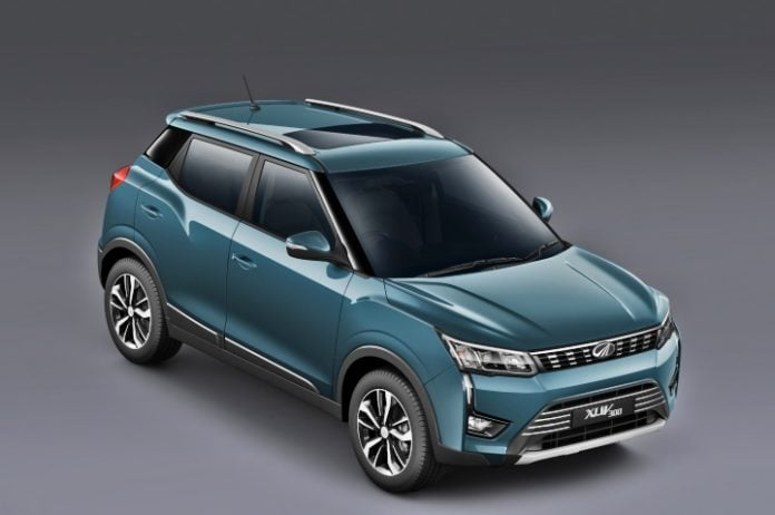 Mahindra XUV300 achieves over 26,000 bookings!