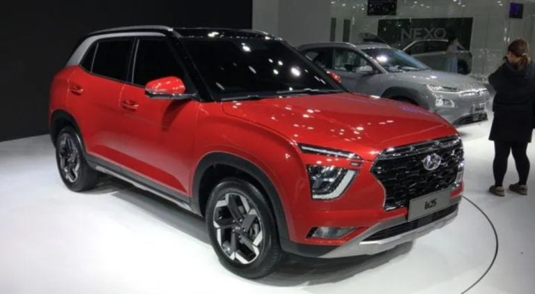 Next-Generation Hyundai Creta breaks cover- Images