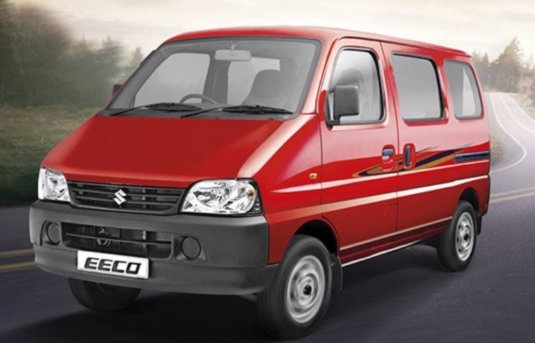 Maruti Suzuki Eeco updated with standard safety features