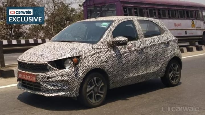 Tata Tiago facelift to take inspiration from Altroz hatchback