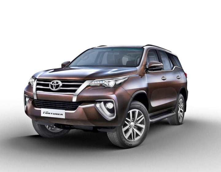 Toyota Fortuner To Get 360-Degree Camera And Auto Folding ORVMs