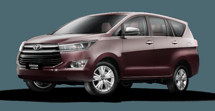 Toyota Innova Crysta Might Ditch The Diesel Engine For A Petrol Hybrid